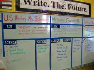 Whiteboards And Helping Students Get Organized Dachacom